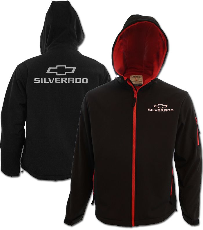 online retailer c5af8 52f76 Silverado Hooded Fleece Jacket