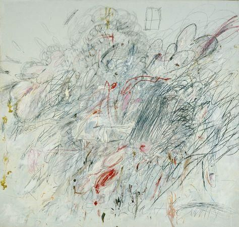 """""""Leda and the Swan"""" - Twombly"""