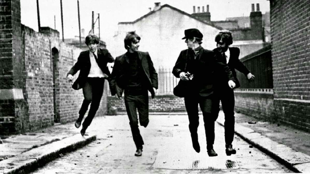 Pin De Nayla En The Beatles Beatles Paul Mccartney Canciones