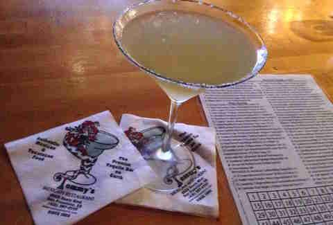 Tommys : 5929 Geary : Try Tommys Margarita