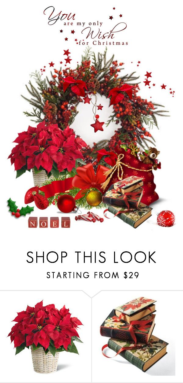"""""""You Are What I Want For Christmas!"""" by carla-altum ❤ liked on Polyvore featuring interior, interiors, interior design, home, home decor and interior decorating"""