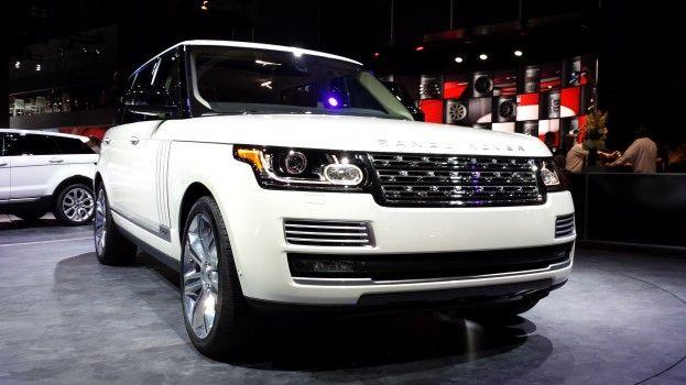 Range Rover Autobiography Black Badass Cars Pinterest Range