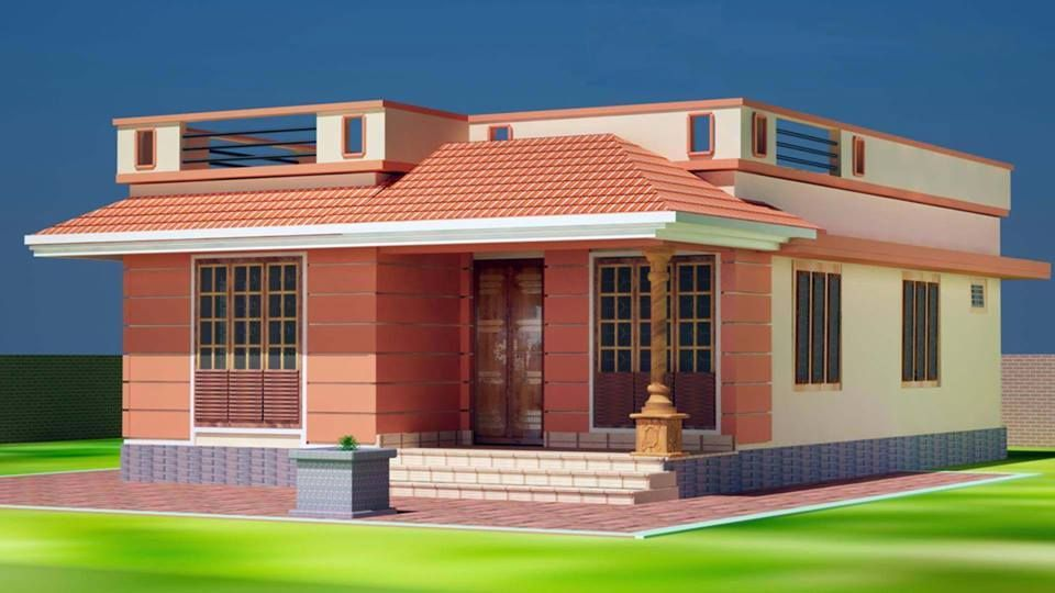 Low Cost Budget House Plan That Everyone Will Love | Low ...