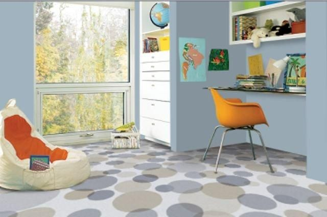 love this floor for a craft area in a basement kids room stuff