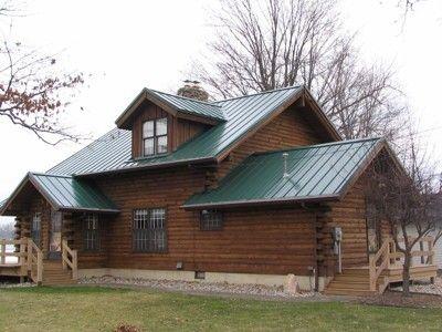 Classic Green Standing Seam Metal Roof Metal Roof