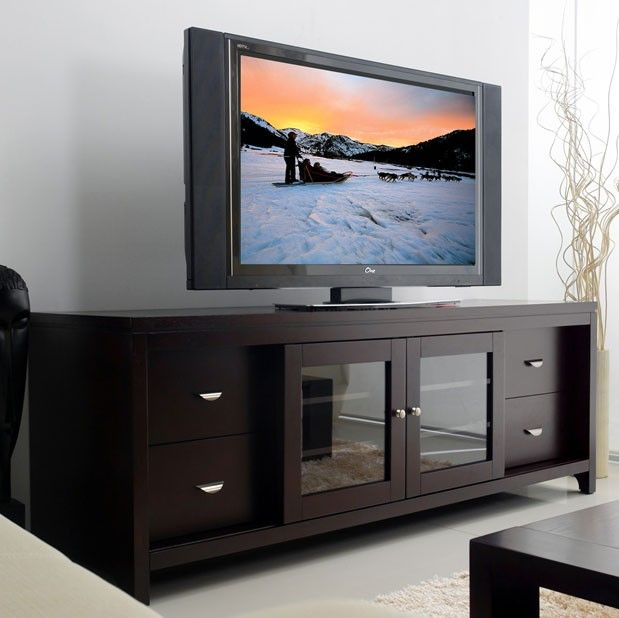 contemporary entertainment consoles