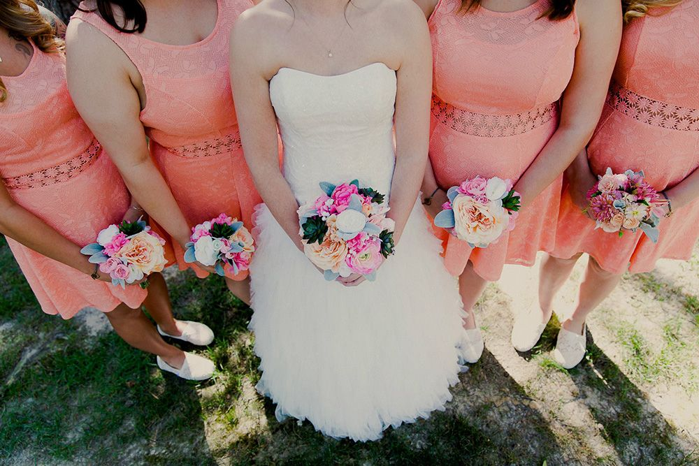 Photo by http://wearethezieglers.com // Flowers by http://helovesmeflowers.com