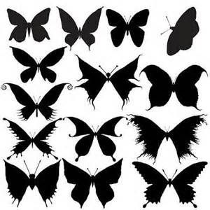 32d167173 Some Black Butterfly Tattoo Designs Butterflies | Tattoos I want ...