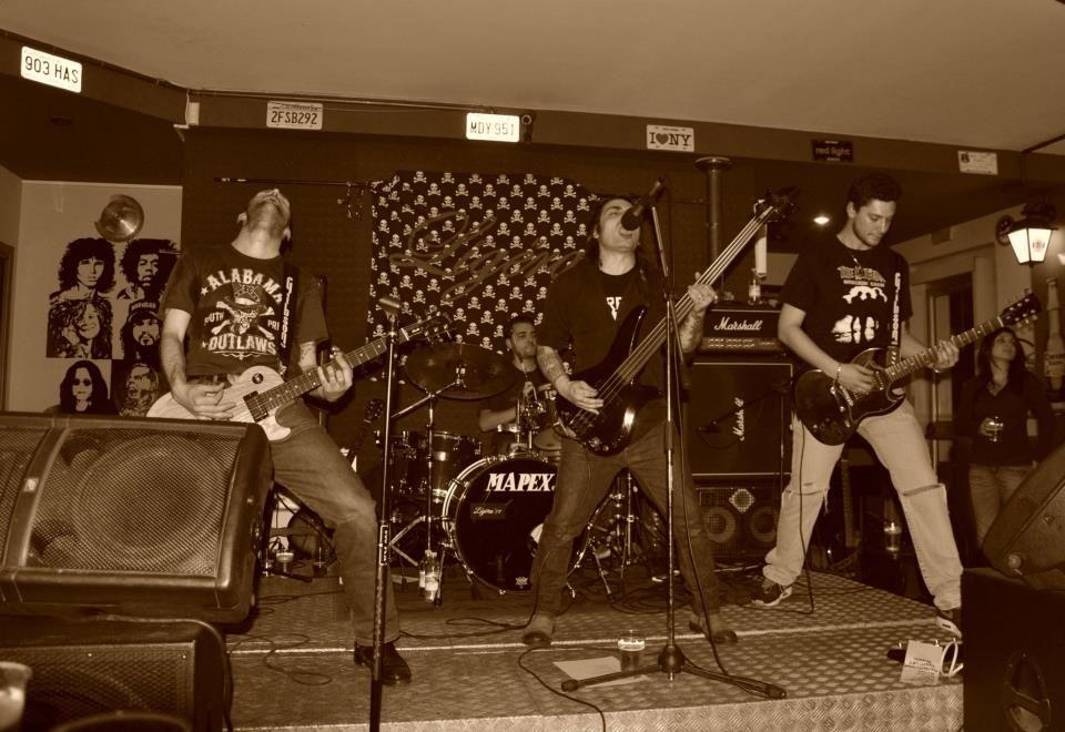 Ligera73 On stage