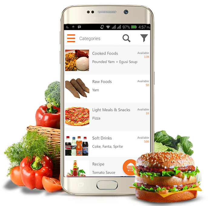 Fast Food Restaurants Hire 14