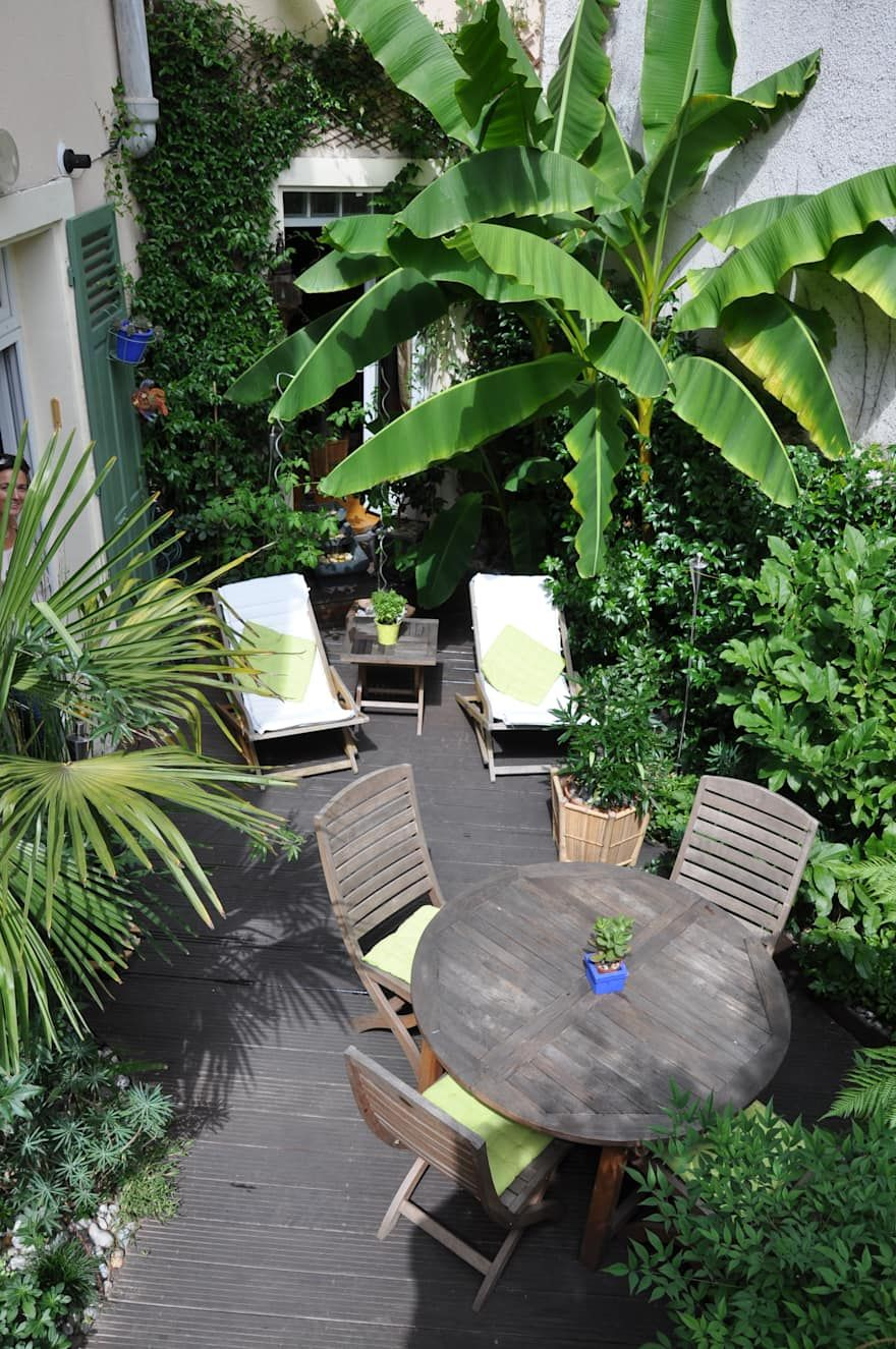 Jardin Images Idees Et Decoration Kedvenc Helyek En 2019