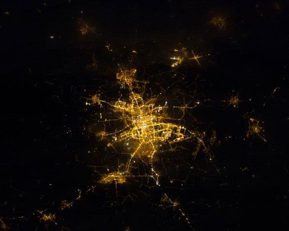 Lodz, la tercera ciudad más grande de Polonia