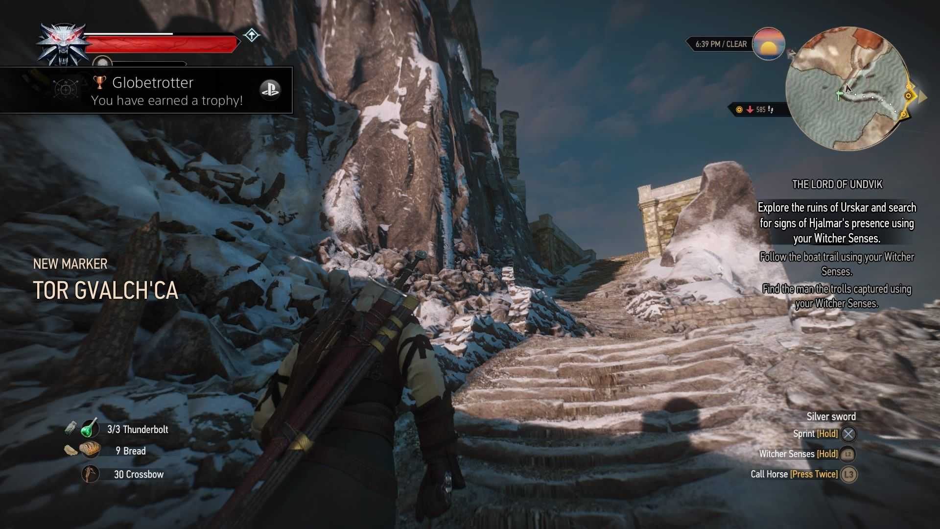 Pin On Ui In Games The Witcher
