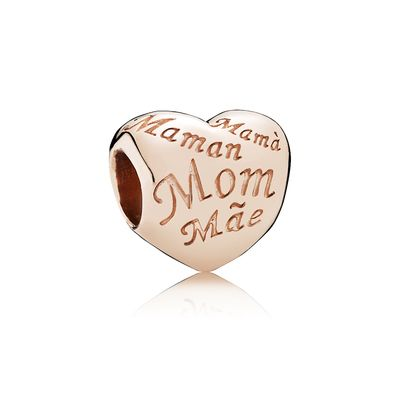 73f4cefcd3172 Pandora rose gold mummy charm | pandora | Pandora rose gold, Pandora ...