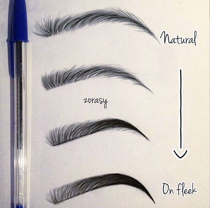 Drawing eyebrows (With images) | How to draw eyebrows ...