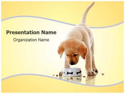 Dog food powerpoint template is one of the best powerpoint templates dog food powerpoint template is one of the best powerpoint templates by editabletemplates editabletemplates powerpoint nutrition doggy dogs dog toneelgroepblik Choice Image