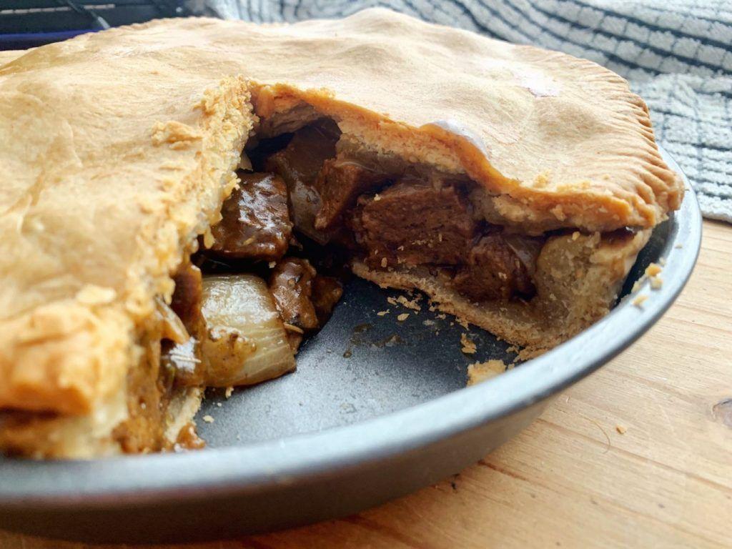 From Chocolate Banana Bread to Seitan Steak and Mushroom ...