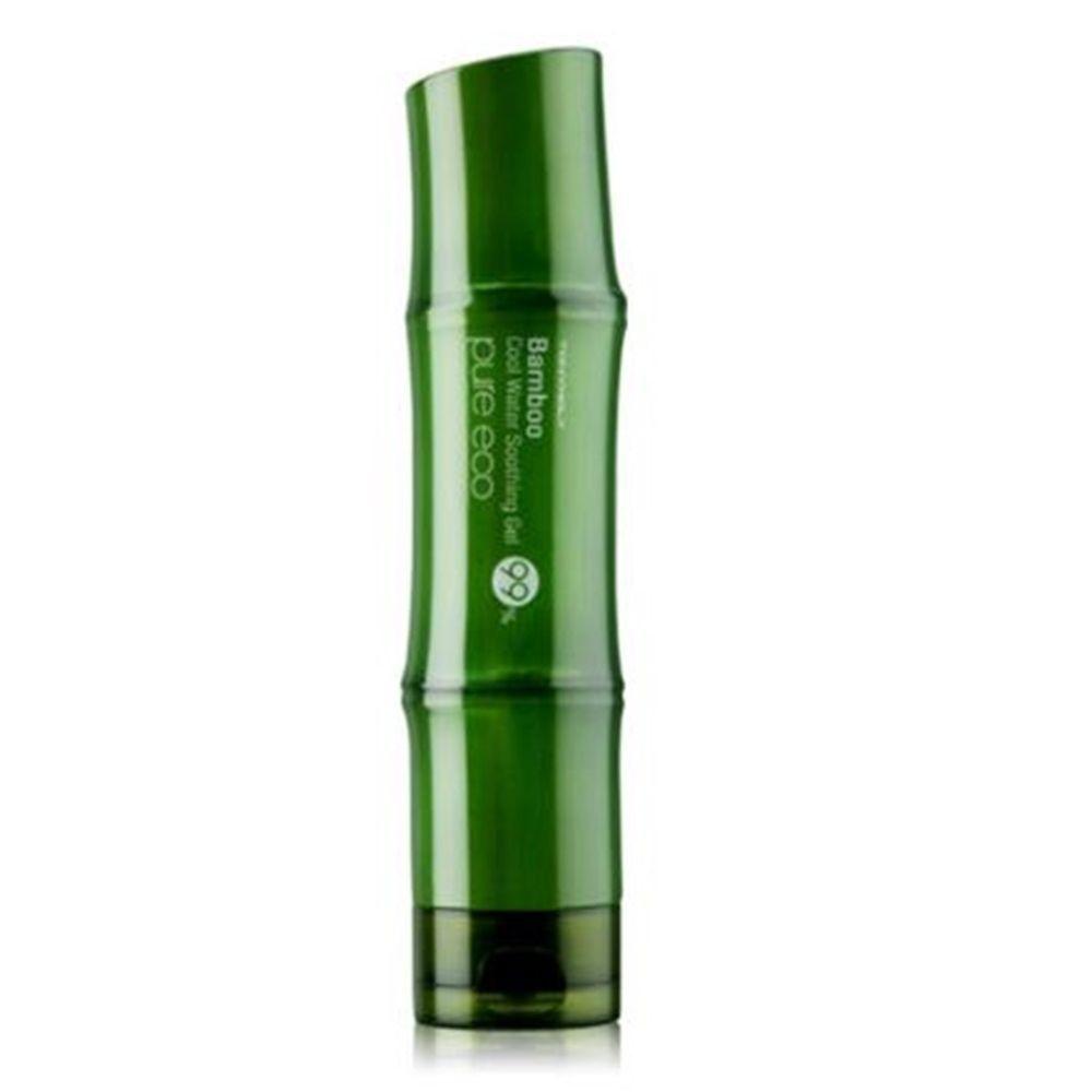 Tonymoly Bamboo Cool Water Soothing Gel Face Body Multi Soothing Gel 300ml