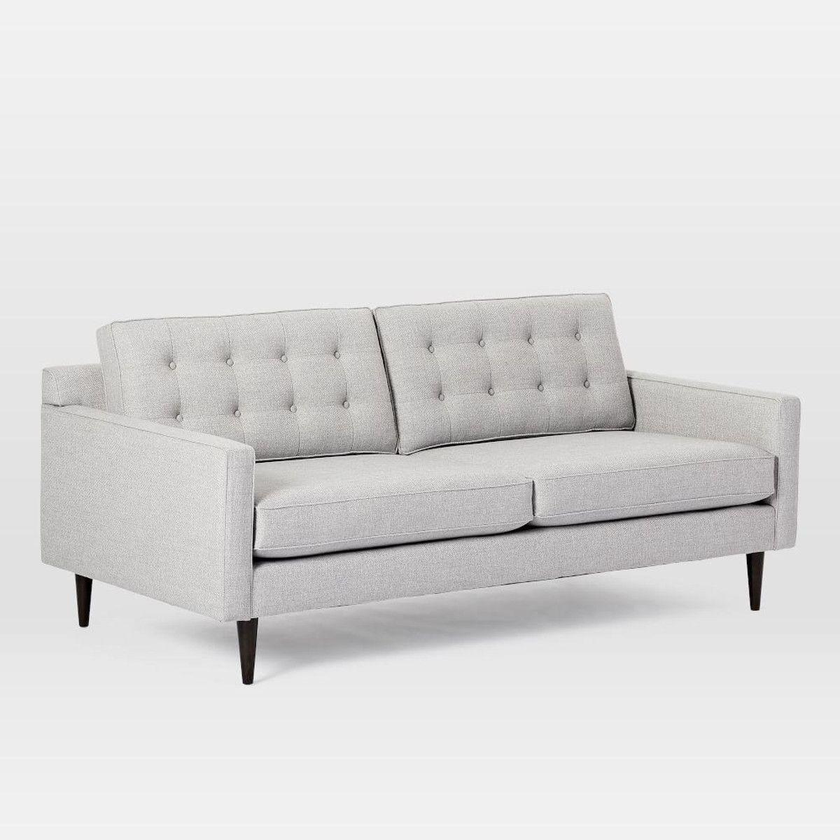 Contemporary Sofas and Loveseats | west elm Canada | Living ...