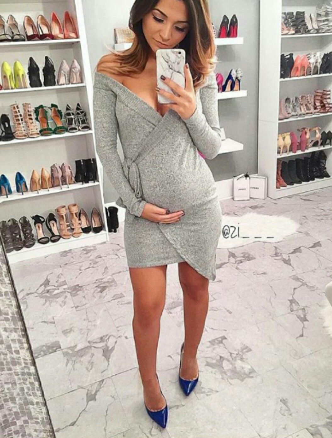 1009312eb4de6 ❀∘mzcocogirl❀∘ Maternity Gowns, Maternity Fashion, Pregnancy Fashion,  Casual Maternity