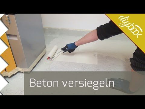 beton selbst versiegeln claude pinterest boden estrich und haus. Black Bedroom Furniture Sets. Home Design Ideas