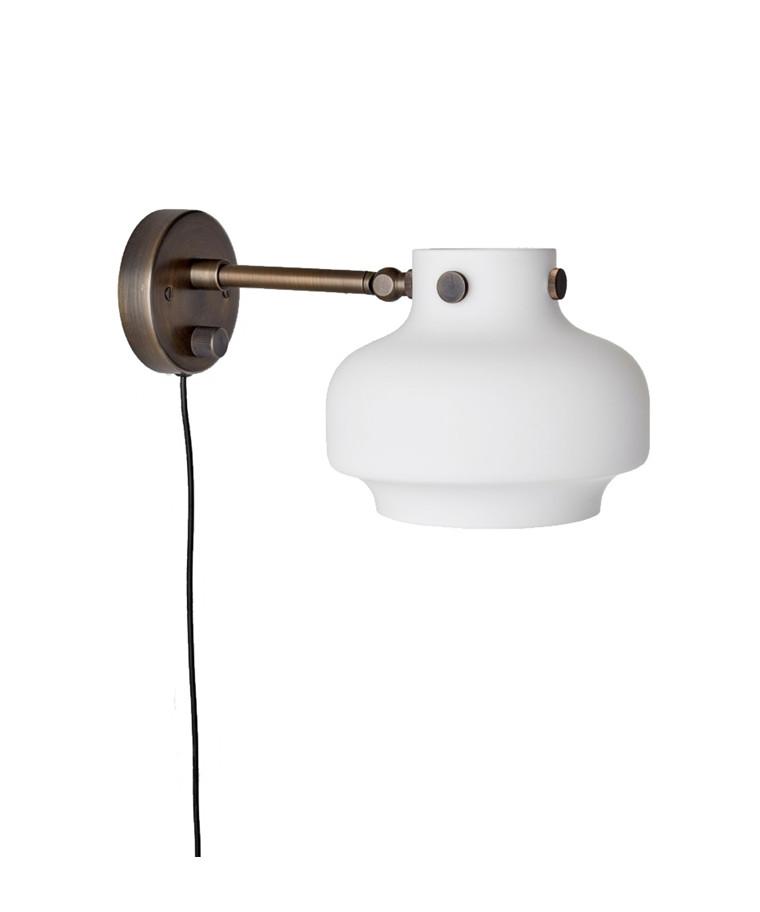 Copenhagen Sc16 Wall Lamp Opal Glass Tradition Wall Lamp Lamp Pendulum Lamp