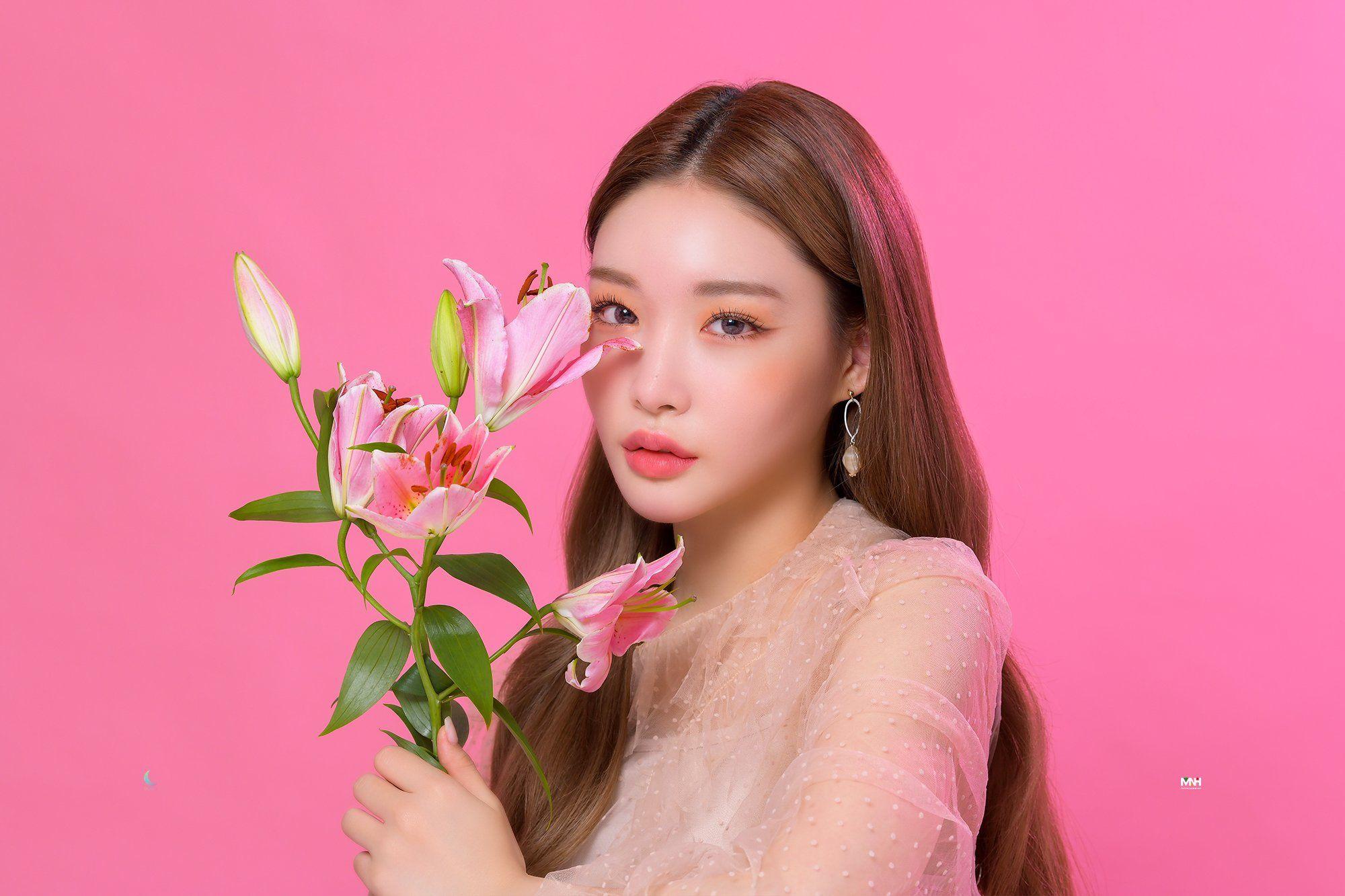 Chung Ha On Twitter Kpop Girls Photo Cards Kpop Girl Groups