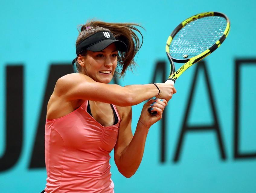WTA Spotlight Top 100 debutants Bernarda Pera (With