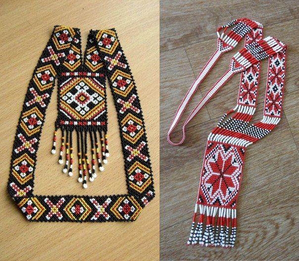 Схема плетения гайтан