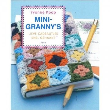 Mini Granny's - haakboek