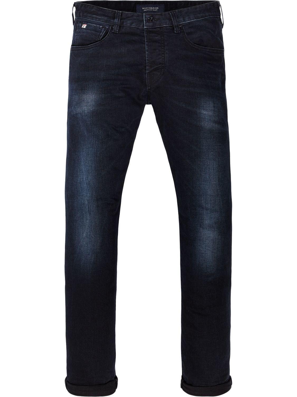Outlet Big Sale Hot Mens Ralston-Jet Set Slim Jeans Scotch & Soda bLu4Gg7