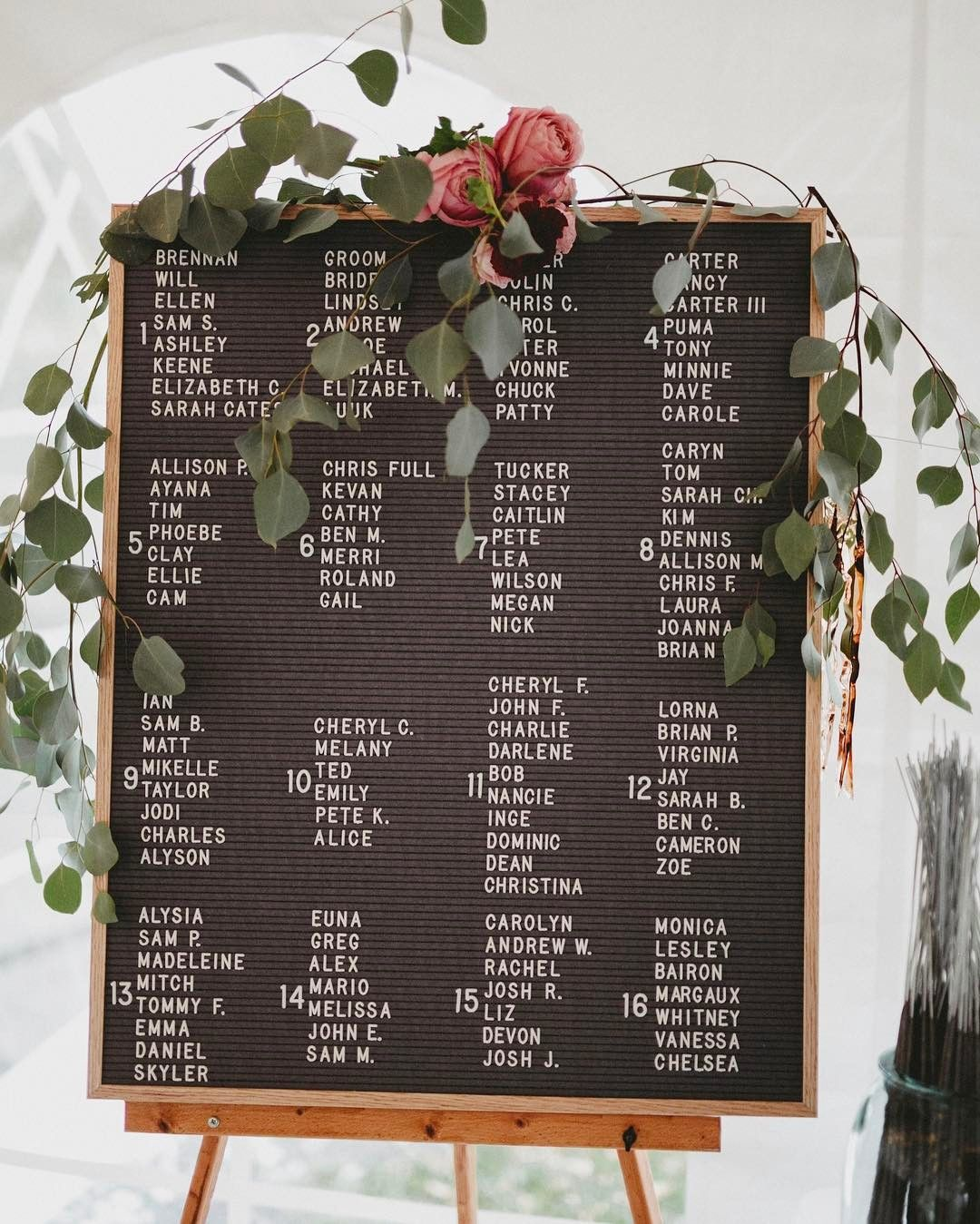 4 876 Likes 19 Comments Letterfolk Letterfolk On Instagram You Do You Seating Chart Wedding Wedding Table Seating Chart Wedding Table Assignments