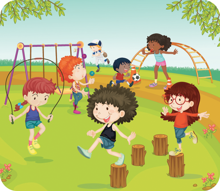 """As those kids are enjoying their #Weekend, bring your kids to our """"Kids Theme Park""""  and clebrate this #FunFriday."""