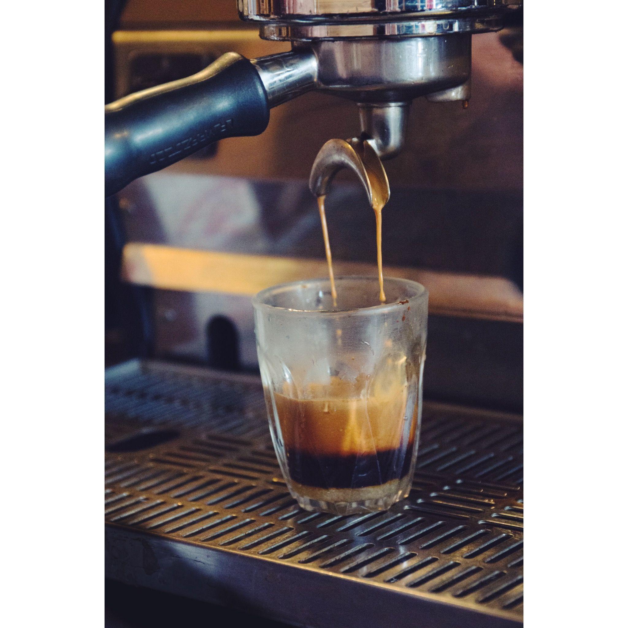 Doppio Espresso - Caffè Umbria
