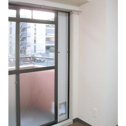 Amazon | Panel cat door for sash S type (1m50cm-2m30cm) …
