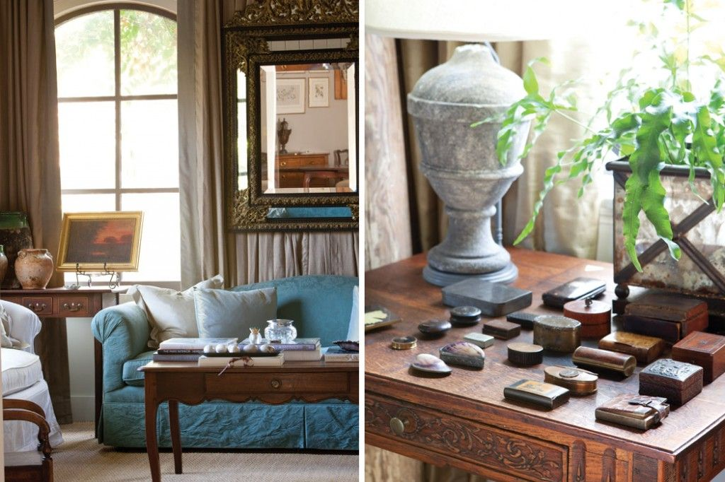 A French-Inspired Home