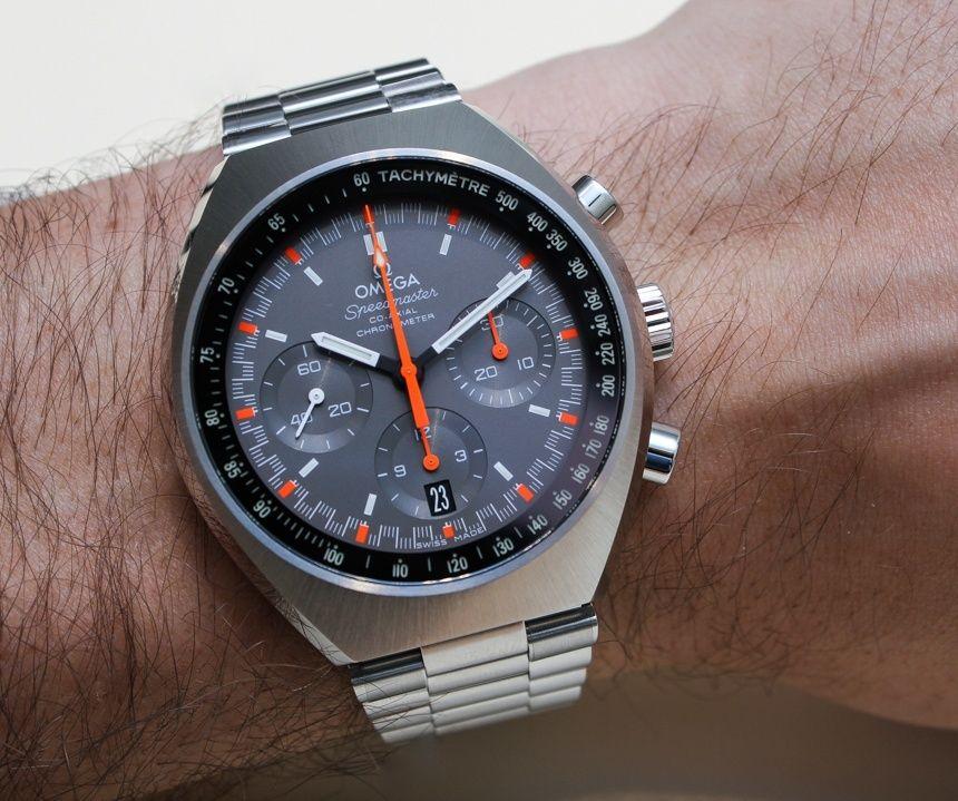 Omega Speedmaster Mark Ii Watch For 2014 Hands On