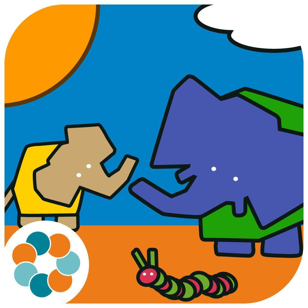 Tembo El Pequeño Elefante Libro Interactivo Infantil Juegos De Memoria Y Puzzle Para Niños Aprende A Le Puzzles Para Niños Lengua Materna Juegos De Memoria