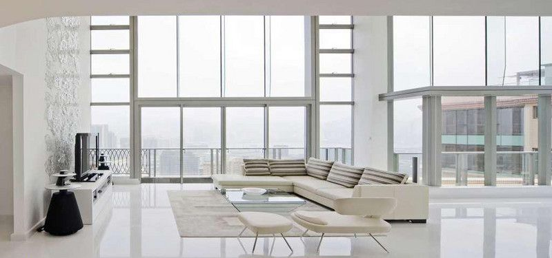 Simple Interior Design Background