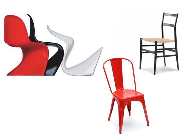 Sedie di Design Famose | Prodotti - Products | Sedie, Design e Armadio
