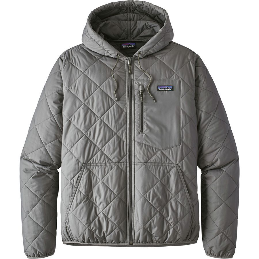Diamond Quilted Bomber Hooded Jacket Men S Hooded Jacket Men Quilted Bomber Mens Jackets [ 900 x 900 Pixel ]