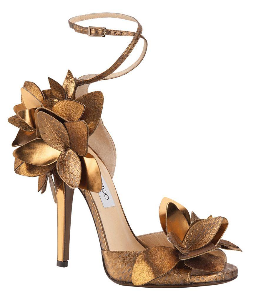 77a95b1e2ac Wedding Ideas by Colour  Copper Bridal Shoes