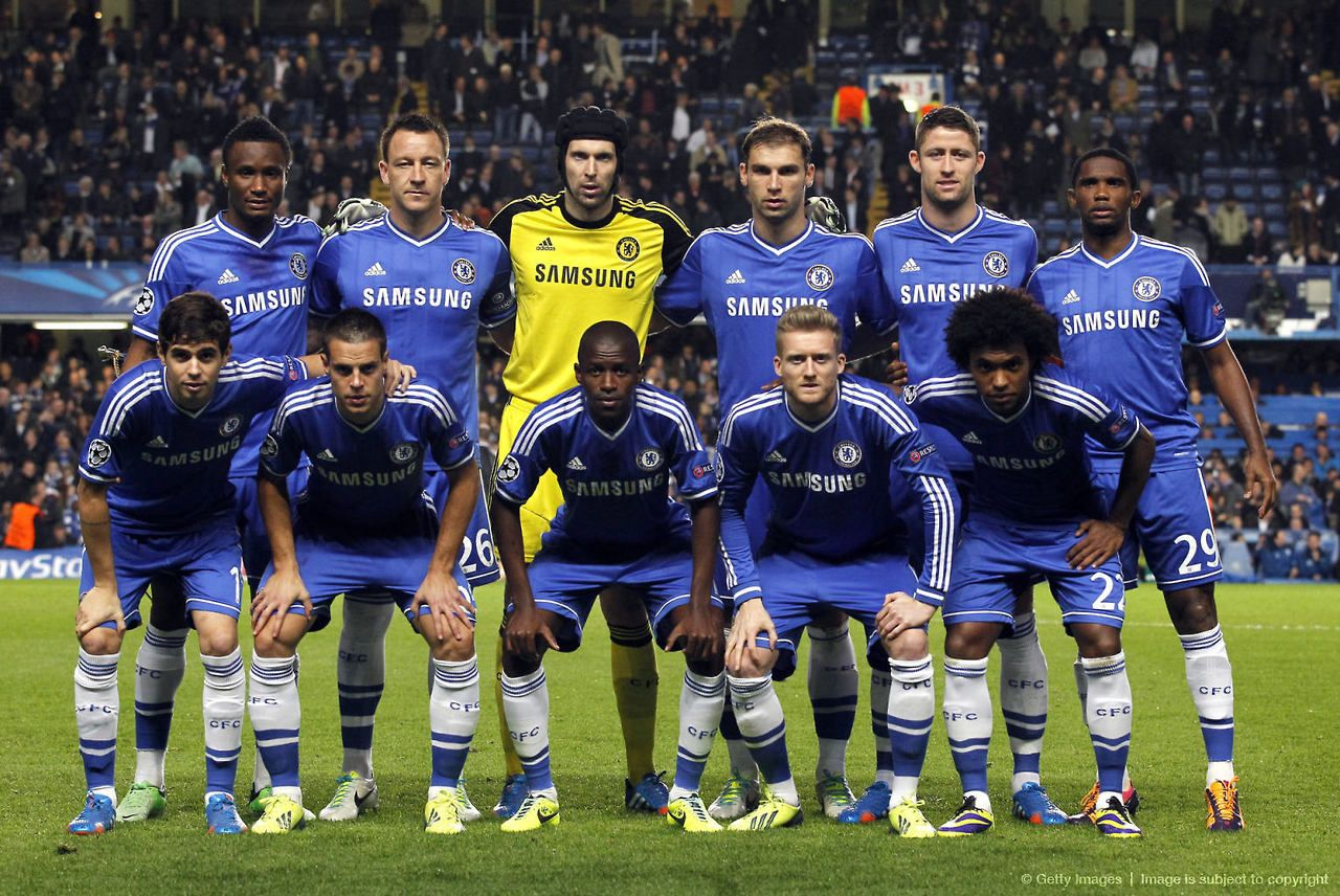 Image result for cech + mikel