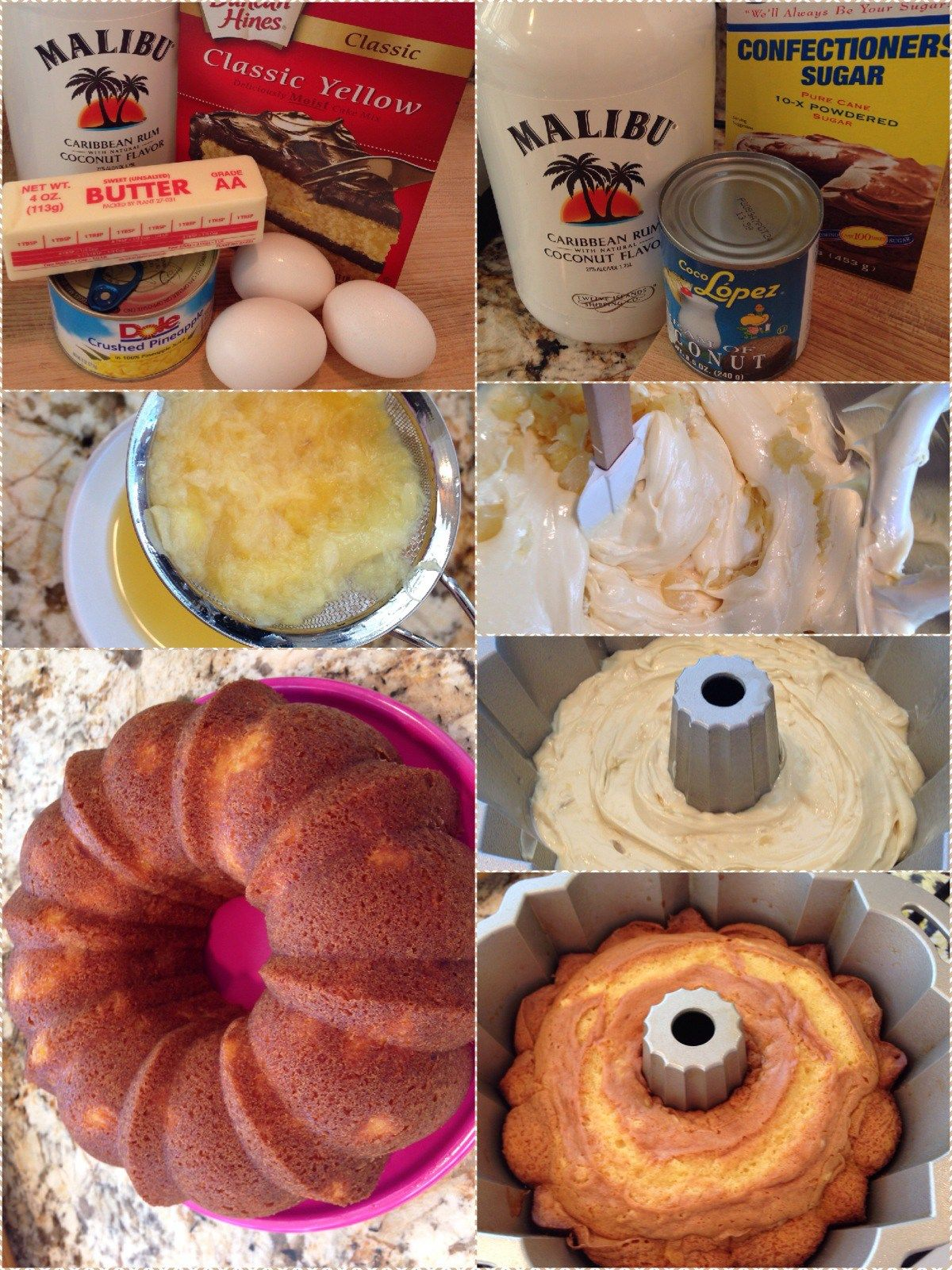Ingredients 1 Box Duncan Hines Classic Golden Butter Cake Mix