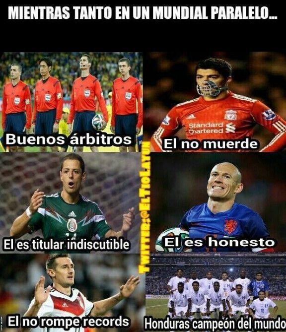 En Un Mundial Paralero Memes Deportivos Memes De Futbol Futbol Divertido