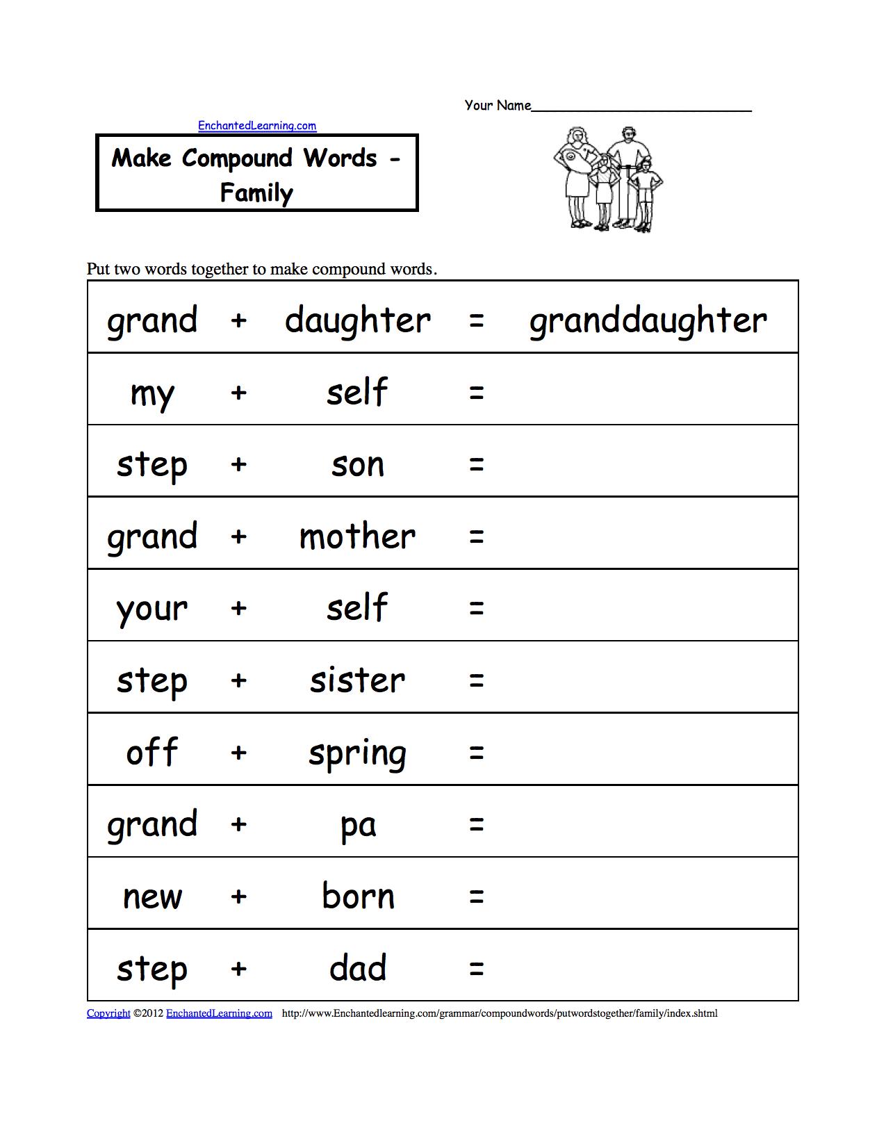 German Worksheets Kindergarten