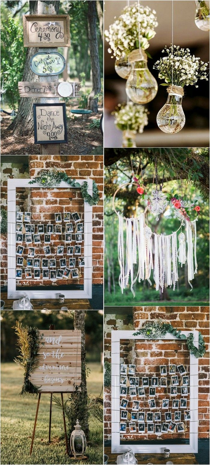 Trending 30 Boho Chic Wedding Ideas For 2018 Oh Best Day Ever Boho Wedding Decorations Country Wedding Decorations Boho Chic Wedding