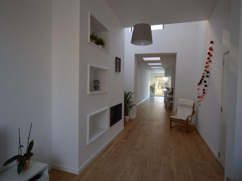Hall u intérieur u moderne u rénovation u compartiments