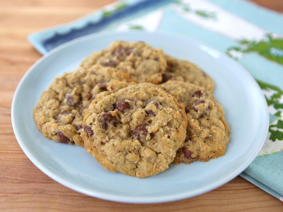 Coco Cookies - Chocolate Chip Cowboy Cookies