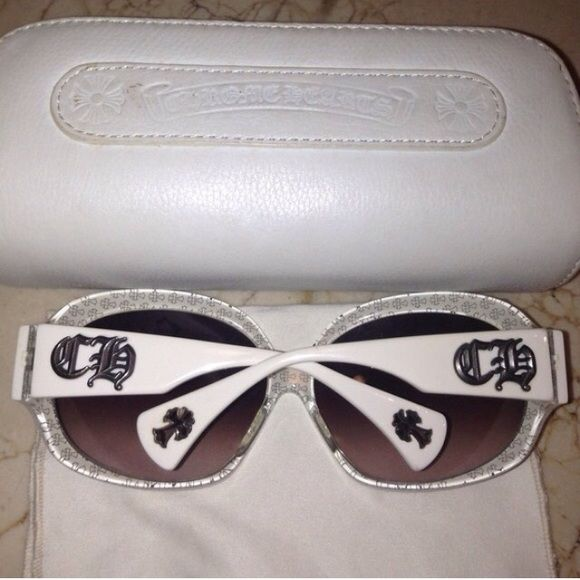 Chrome Hearts sunglasses  Chrome Hearts sunglasses. Very good condition! Japanese product Chrome Hearts Accessories Sunglasses
